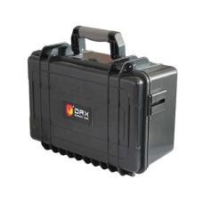 Тип EPC 012 средний кейс пластиковый ударопрочный герметичный внутренние размеры (340×215×156) мм