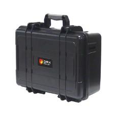 Тип EPC 016 средний кейс пластиковый ударопрочный герметичный внутренние размеры (435×305×168) мм