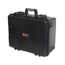 Тип EPC 017-2 большой кейс пластиковый ударопрочный герметичный внутренние размеры (478×357×219) мм